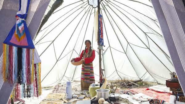 Tale of the Tibetan Nomad Still