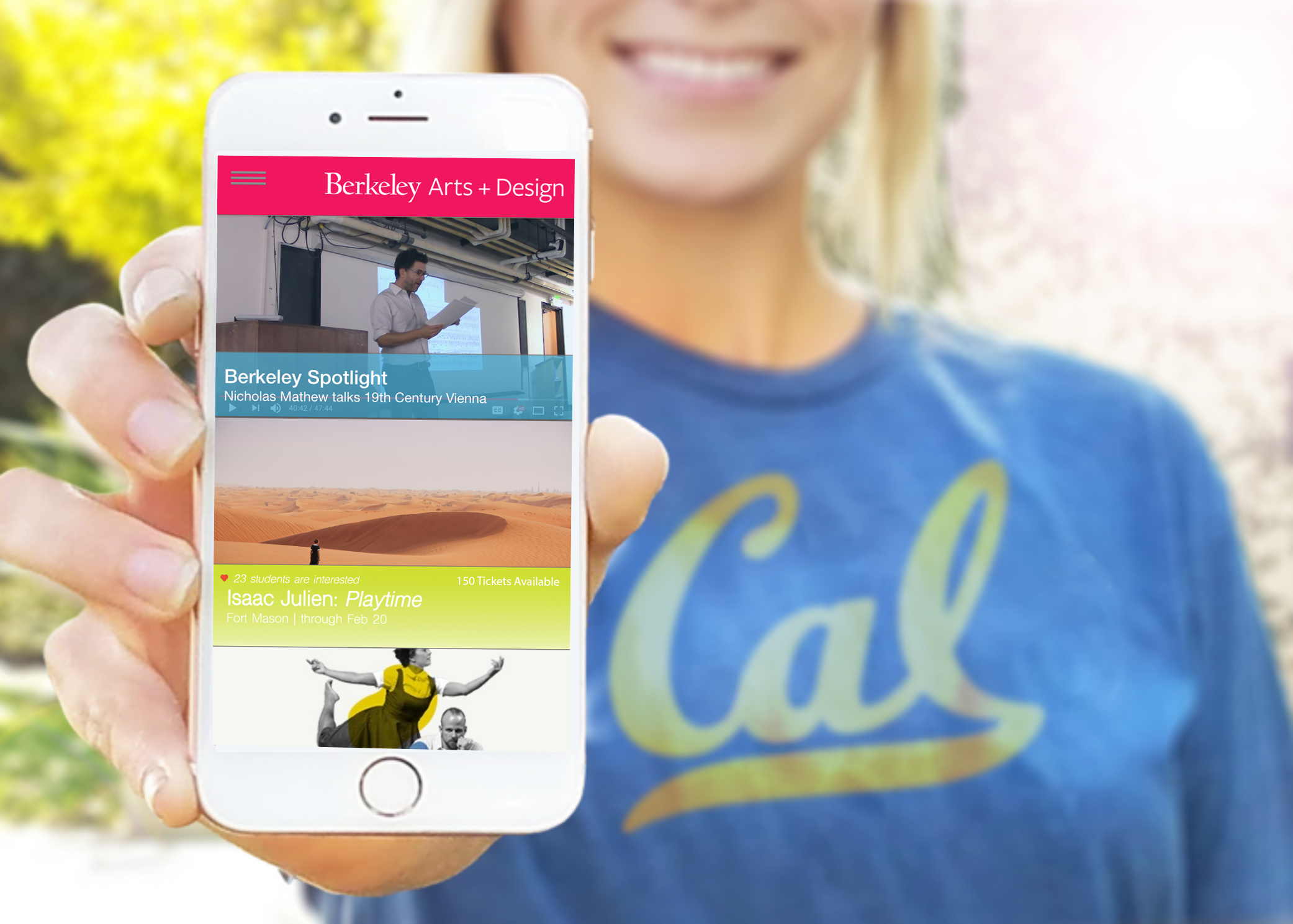 Official UC Berkeley Campus app