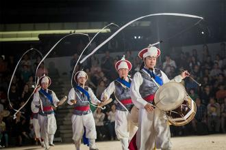 The Korean National Gugak Center Traditional Orchestra