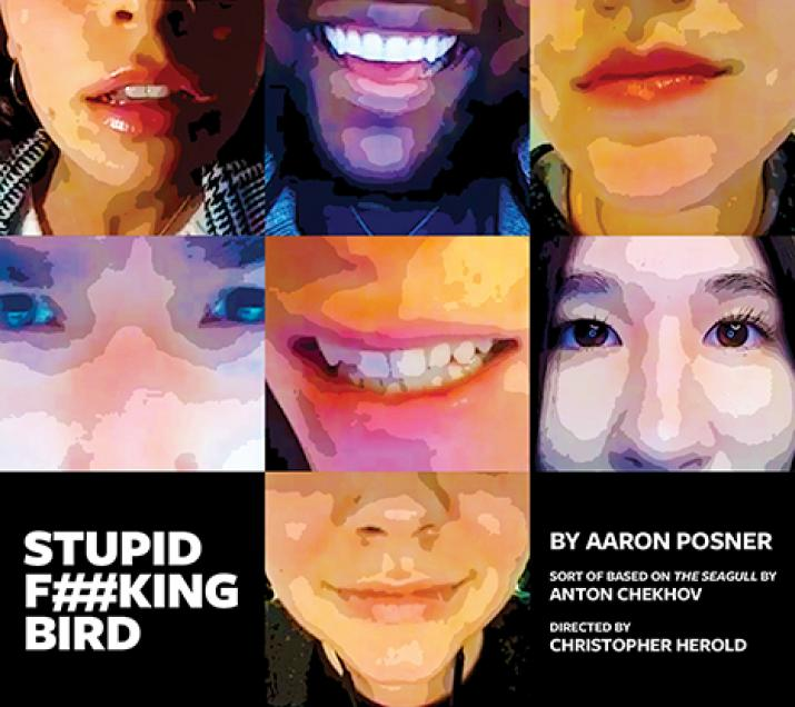 TDPS presents 'Stupid F##king Bird'