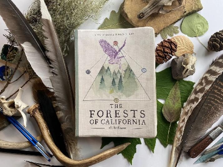 """The Forests of California"" Artist talk and book release with Obi Kaufmann"