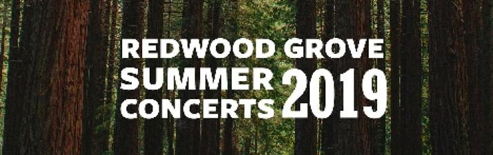 SOLD OUT: Redwood Grove Summer Concerts: Sean Hayes