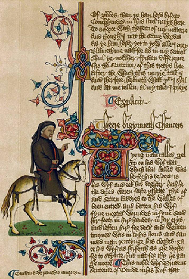 "Chaucer's ""Parliament of Fowls"""