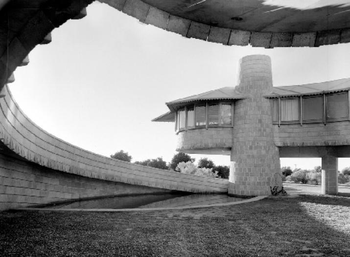 Picturing Franklin Lloyd Wright: Pedro Guerrero, Photographer with Ray Telles