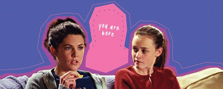 Becoming a Gilmore Girl