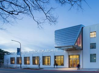 Berkeley Art Museum Pacific Film Archive