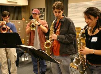 UC Jazz Ensembles