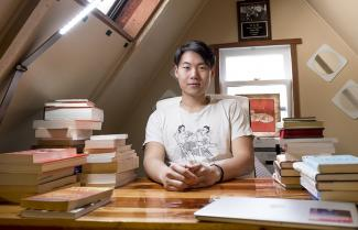 UC Berkeley student Isaac Oh fosters artistic growth through label Golden Records