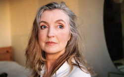 Rebecca Solnit lookin' good.