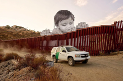 JR on US-Mexico Border